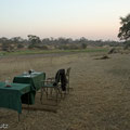 Ruaha NP: Fly-Camp - nur wir und die Wildnis