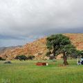 Namtib Biosphere: Unsere Campsite