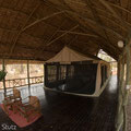 Unser Safarizelt im Katavi Wildlife Camp