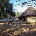 KNP: Unser Bungalow im Letaba Restcamp