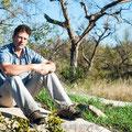 KNP: Rast während der Walking Safari
