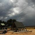 KNP: Campsite Mabuasehube