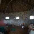 Unser Bandas in der Ruaha River Lodge