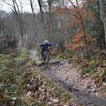 Trailpower an den Ruhrhängen