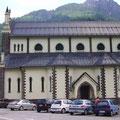 Kirche in Falcade
