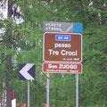 Tre Croci Pass