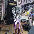 E-Gitarren Roboter