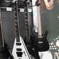 Ob sich dahinter nicht doch die E-Gitarre von Kreato verbirgt?