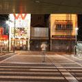 """(c) Michael Dirk Scholz """"Sangenjaya Crossing in Tokyo"""""""