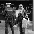"""(c) Michael Dirk Scholz """"Refugees in Munich 2015"""""""