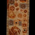 textile art, textile artist natalie Magnin