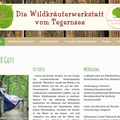 Wildkräuterwerkstatt am Tegernsee