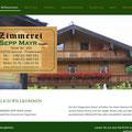 Zimmerei Sepp Mayr in Gmund