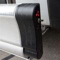 Eclairage photovoltaïque du Porte vitre sur fourgon utilitaire EAS auto