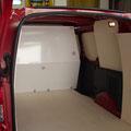 Cloison de séparation en métal pour véhicule utilitaire EAS auto