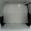 cloison de séparation en polyster pour véhicule utilitaire EAS auto