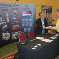 The Preferred booth was a busy one throughout the conference.