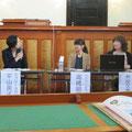 2017年6月 山口市 第15回山口県日本統合医療学会総会(発表)