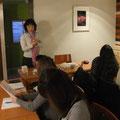 11月  山口市 (社)中国地域ニュービジネス協議会・山口支部会員企業 女性部会