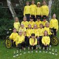 Pokale Einrad-Köste 2004