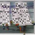 Vendémiaire, 2014, 62,5 x 77,5 cm, lumière intégrée