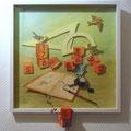 Comptes enfantins, 2013, 50 x 47 cm