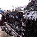 Cockpit der Beaver
