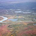 Arctic Village hat ca. 150 Einwohner