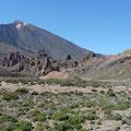 """""""Pico del Teide"""" ist außerdem der dritthöchste Inselvulkan der Welt"""