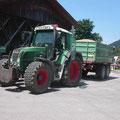 Getreidetransport, Leonstein