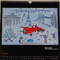 """Kalender 2017- Dezember """"Weihnachten"""" 2016"""
