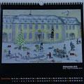 """Kalender 2016- Dezember """"Weihnachten"""" 2015"""