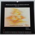 """Kalender 2019- Juni """"Entdecken""""...Pastell 2018"""