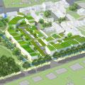 """Concours d'aménagement du """"Quartier des Bancs"""" - Machecoul"""