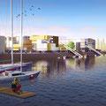 Concours d'aménagement d'un port à sec - Les Sables d'Olonne