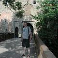 Eingang zur Burg (Schmiedetreffen Hefaiston 2013)