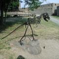 Die Dinos leben...nur ein wenig abgemagert (Schmiedetreffen Hefaiston 2013)