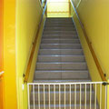 Nouvel escalier -  Été 2011