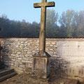 Rénovation dans l'ancien cimetière - Octobre 2009