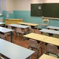 Le nouveau mobilier de la classe des CE2