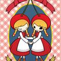 さくらんぼの双子