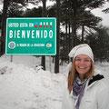 Conny in Argentinien