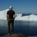 Marc in Grönland