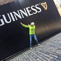Scheint beliebt zu sein in Irland: Besuch bei Guiness-Bier, Mai 17  durch Raphael