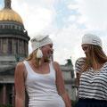 St. Petersburg, Maria mit Conny