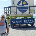 Walter in Miami, Mai 2018
