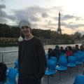 Eiffelturm mit Flo, Paris 2018
