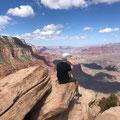 Jakob am Grand Canyon, USA August 2019