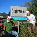 Sept. 2006, oberösterreichische Provinz, Gebi + Marc