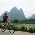 Mari in Guilin, China